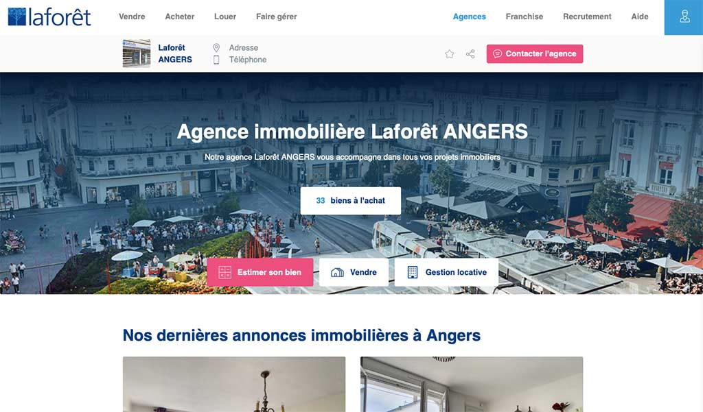 Gestion Locative Angers Agence De Gestion Locative Angers Info